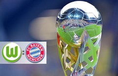 Fußball-Supercup: FC Bayern...