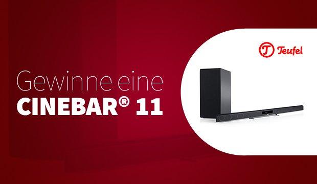 Gewinnt mit DeinHandy.de eine Heimkino-Soundbar!