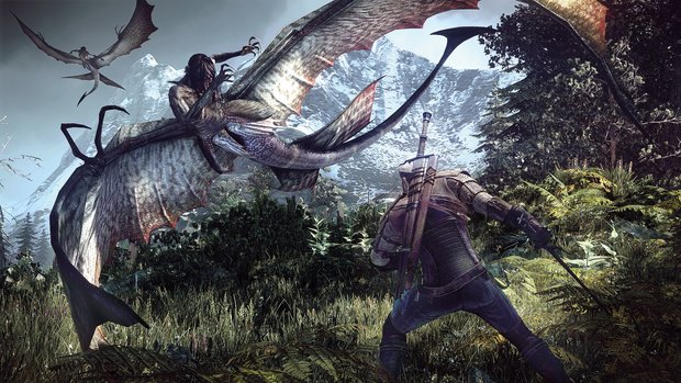 The Witcher 3: Kein New Game Plus Plus