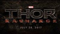 Thor 3: Ragnarok - Trailer-Check