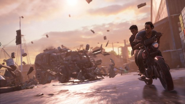 Uncharted 4 A Thief's End: Multiplayer mit Abstrichen