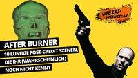 After Burner: 10 lustige Post-Credit-Szenen, die ihr (wahrscheinlich) noch nicht kennt