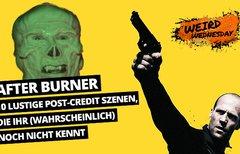 After Burner: 10 lustigste...