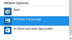 Windows 10: Fotoanzeige funktioniert nicht mehr oder wird nicht angezeigt – Lösung