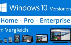 Windows 10: Alle Versionen und...