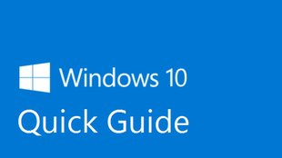 Windows 10: Handbuch kostenlos zum Download (Quick Guide) – Deutsch