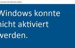 Lösung: Windows 10 lässt...
