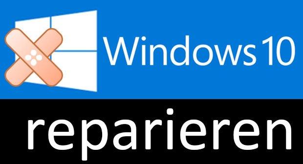Windows 10 Reparieren Tastenkombination