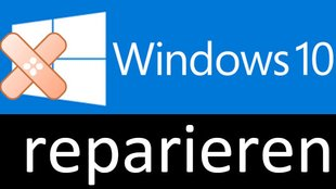 Windows 10 reparieren mit DISM, SFC und USB-Stick