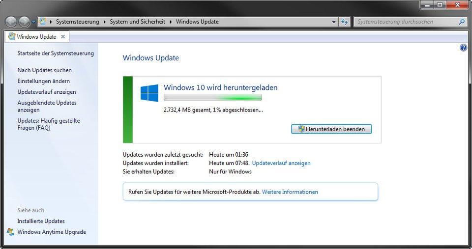 Fehler 0x80004005 bei Windows: Das kann man tun