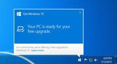 Keine Benachrichtigung: Windows-10-Upgrade wird nicht angezeigt – Was tun?