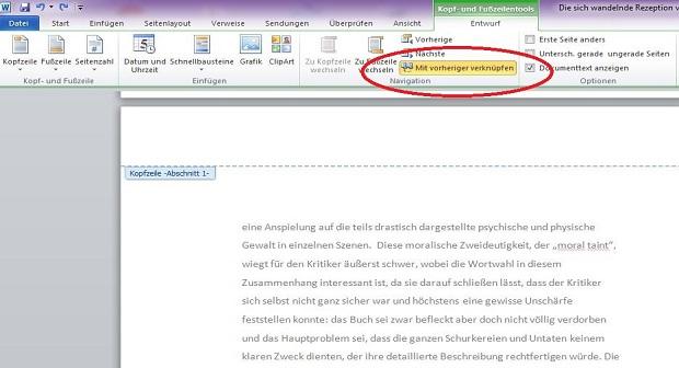 Word Seitenzahlen Ab Seite 2 Einstellen Ganz Einfach Giga