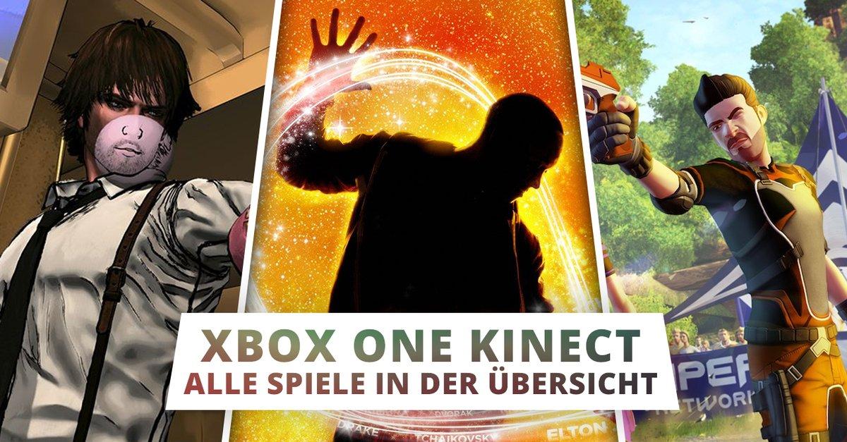 Kinect Spiele Xbox One