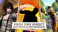 Xbox One Kinect: Alle Spiele in der Übersicht!