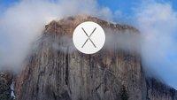 Sicherheitslücke in OS X Yosemite ermöglicht Erschleichen von root-Zugriffsrechten