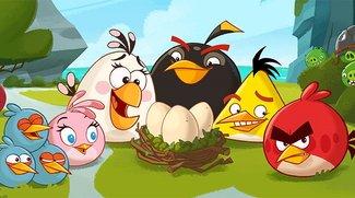 Angry Birds: Zweiter Teil des erfolgreichsten Spiels aller Zeiten ist erschienen!