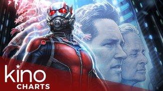 Kinocharts: Ant-Man hat keine Chance gegen die Minions