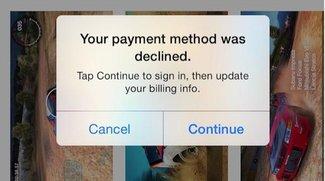"""App Store vollzieht """"Grexit"""": Bezahl-Funktionen für Griechen außer Kraft"""