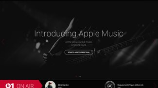 """Wunschkonzert: Apples """"Beats 1 Radio"""" nimmt Hörerwünsche entgegen"""