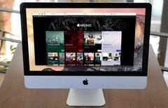 Apple Music in iTunes aufrufen...