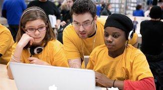 Apple Sommer Camp startet:  Kostenlose Workshops für Kinder von 8 bis 12 Jahren