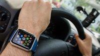 Smartwatch am Steuer: Nutzung kann teuer werden – ein Fall aus Kanada