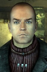 der android armitage aus fallout 3