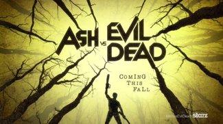 Ash vs Evil Dead Staffel 3: Start erst im Februar (Starz)