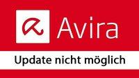 Lösung: Avira-Update nicht möglich – so geht's wieder