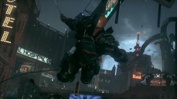 Batman - Arkham Knight: Deathstroke - so meistert ihr den Bosskampf