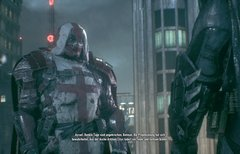 Batman – Arkham Knight: Erbe...