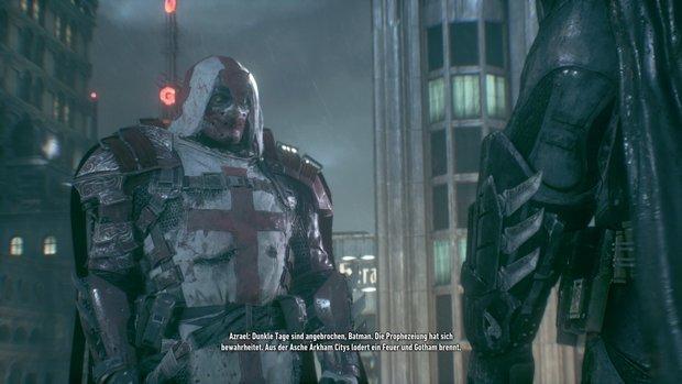 Batman - Arkham Knight: Erbe der Maske - so löst ihr das Mysterium um Azrael