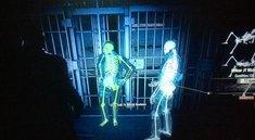 Batman - Arkham Knight: Grüner Polizist im GCPD - welchen Zweck hat er?