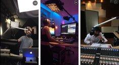 Backstage bei Beats 1 Radio:  Via Snapchat hinter die Kulissen von Apple Music blicken