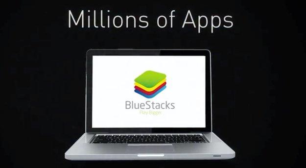 App Player: BlueStacks bringt Android-Apps auch auf den Mac