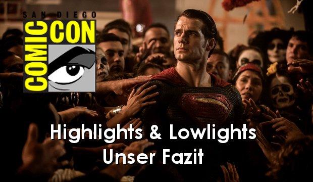 Comic Con 2015: Unser Highlights & unsere Enttäuschungen