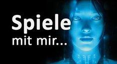 Cortana spielt mit euch: Rätsel, Filme und Trivial-Wissen