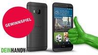 Gewinnt mit DeinHandy und GIGA ein HTC One M9 [Update: Gewinner ermittelt]