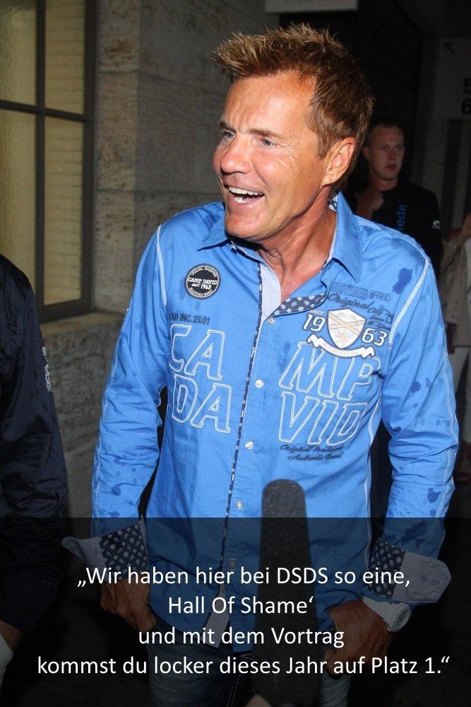 Dieter Bohlen Zitate