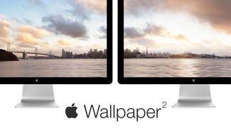 Dual Screen Wallpaper für den Mac: Passgenaue Bildschirmhintergründe im Panorama-Stil