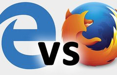 Edge vs Firefox im...