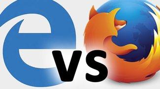 Edge vs Firefox im Browser-Vergleich: Welcher ist schneller?