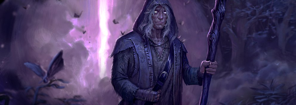 The Elder Scrolls Online: Prophet-Ladebildschirm
