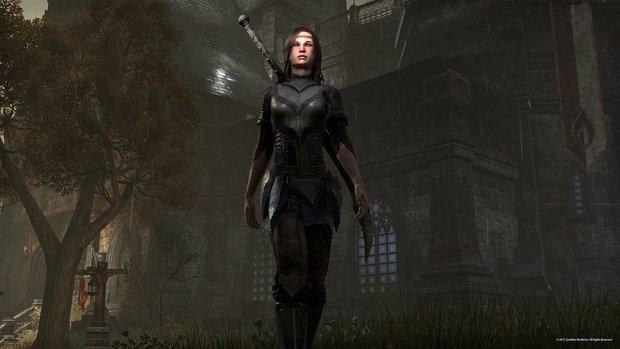 The Elder Scrolls Online: Große Spiel-Aktualisierung zum DLC