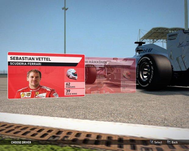 F1 2015 Mod für F1 2014