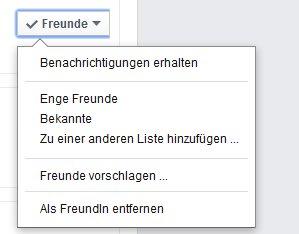 Facebook Freundschaft Löschen
