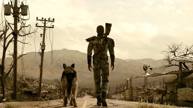 Twitch plays Fallout 3 gestartet!