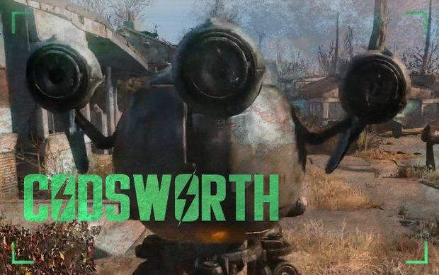 Fallout 4: Codsworth - Alle Infos zum Mister Handy