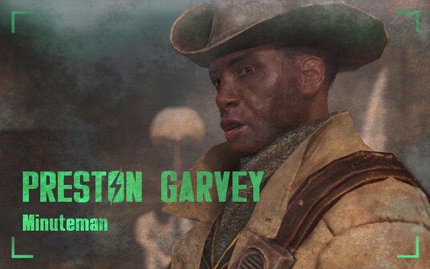 Fallout 4: Preston Garvey Guide - Fundort, Stärken und Beziehung erhöhen