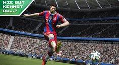 Wie gut kennst du die EA Sports-FIFA-Serie? (Quiz)